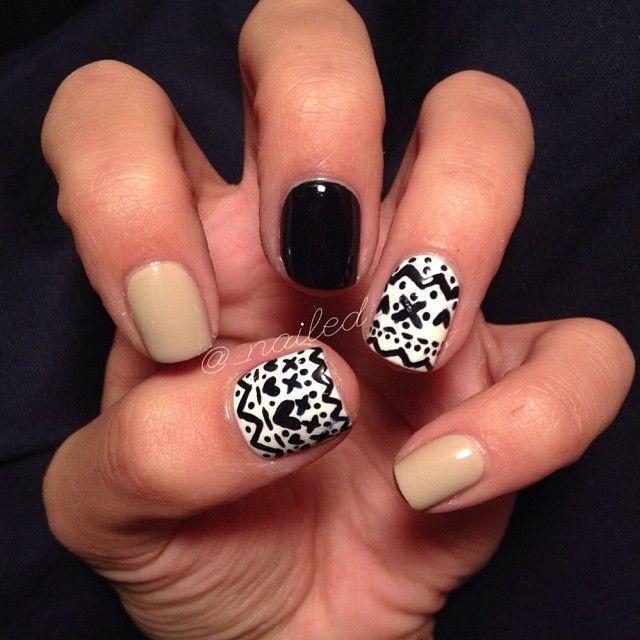 Instagram photo by _nailed #nail #nails #nailart