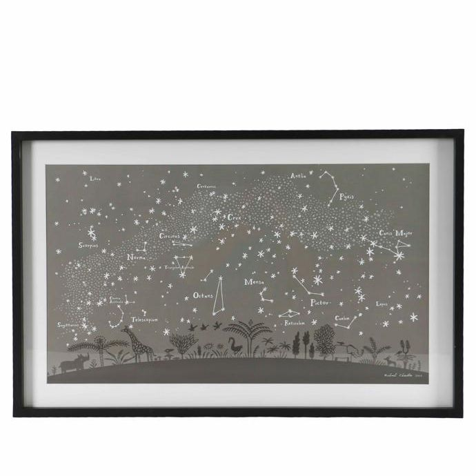 Michael Chandler  Astrocosmo Wall Art, R499.99