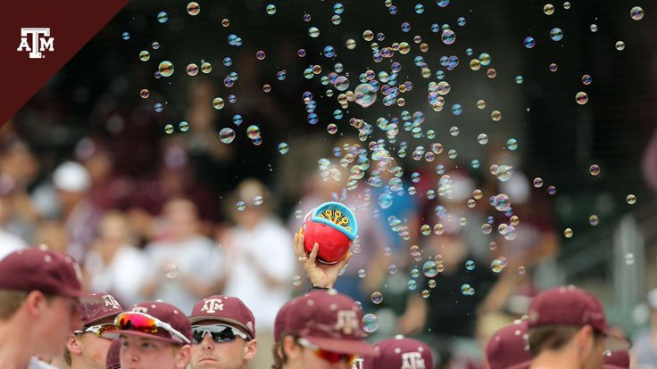 How the bubbles began, plus a guide to other Aggie baseball traditions