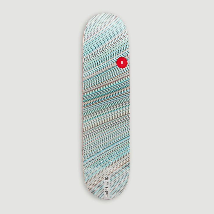 Element Water Skateboard Deck. Pin-To-Win your Christmas wish list at Surfdome!