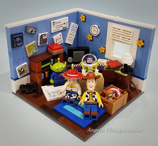 When you collect the latest LEGO Disney Minifigures, what do you do? You will display it of course but for hardcore LEGO fans, it would be a...