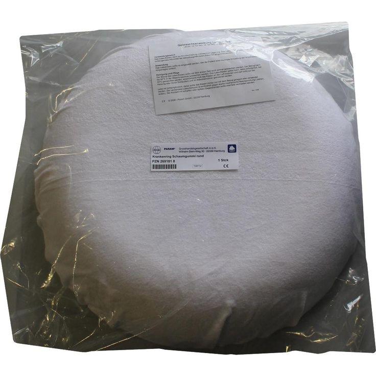KRANKENRING rund Schaumgummi:   Packungsinhalt: 1 St PZN: 02691818 Hersteller: Param GmbH Preis: 31,84 EUR inkl. 19 % MwSt. zzgl.…