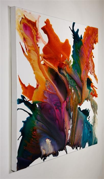Buy Original Art by Krispen Spencer | acrylic painting | Nature's Glory at UGallery