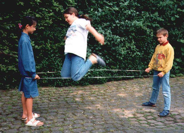 In der Pause reichte ein einziges Band zum Spielen:   49 Bilder, die niemand versteht, der nicht in Deutschland aufgewachsen ist