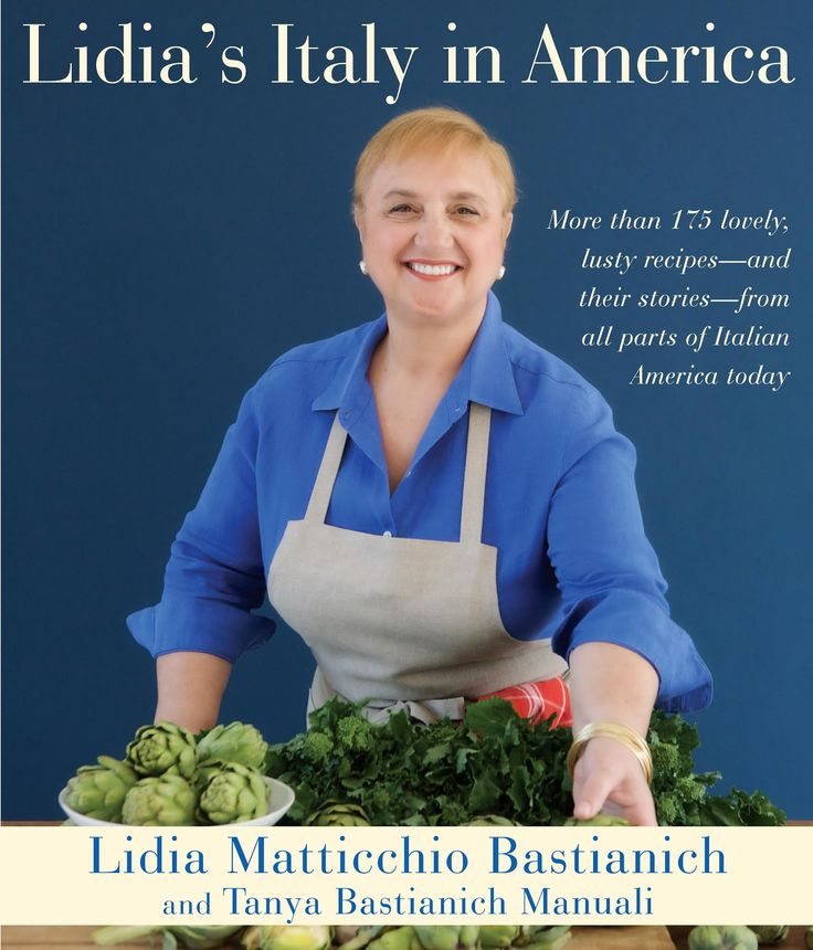 The latest cookbook written by everyone's favorite Italian chef is out in bookstores and it's wonderful. Description from ciaochowlinda.blogspot.com. I searched for this on bing.com/images