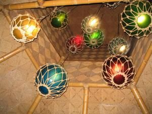 Cool and a Must for your Tiki Bar!  Vintage Tiki, Rare Tiki, Tiki Bar, Tiki Décor, Tiki Mug, Tiki Lights!!