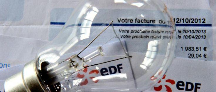 Une retraitée se voit contrainte de régler une facture EDF de près de… 8000 euros !
