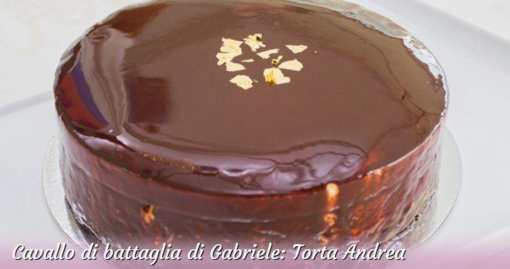 "Bake Off Italia 3"": torta Andrea di Gabriele"