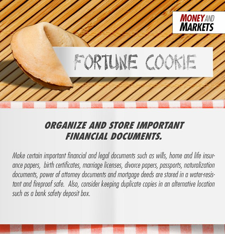 """""""Fortune Cookie"""" is a series of special reports about personal finance."""