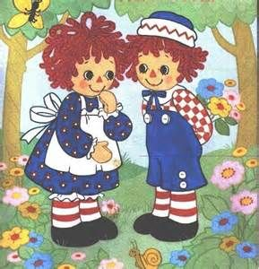 Raggedy Ann And Andy Clip Art - Bing Images