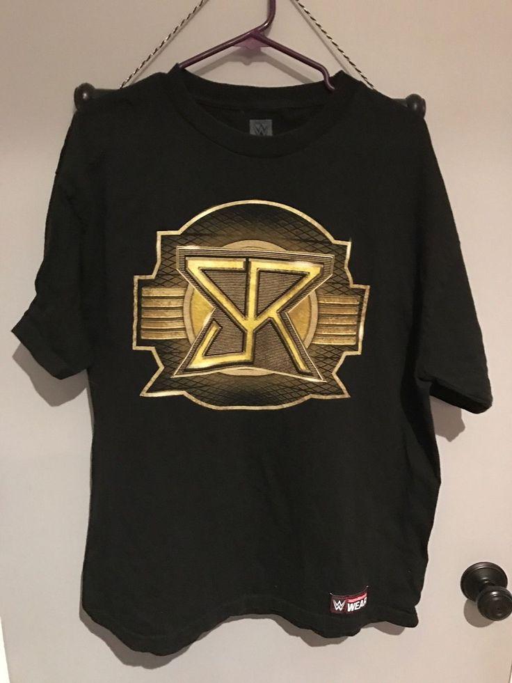Wwe Seth Rollins The Undisputed Future Size XL Black T Shirt - http://bestsellerlist.co.uk/wwe-seth-rollins-the-undisputed-future-size-xl-black-t-shirt/