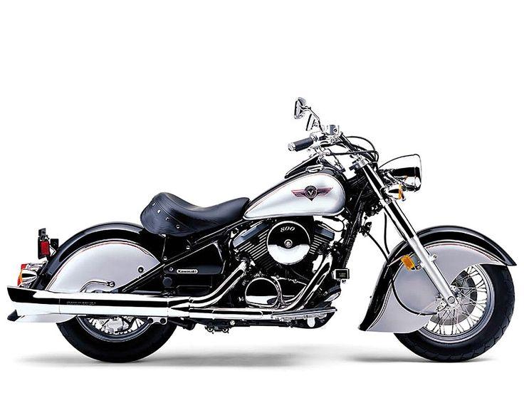 Kawasaki VN800 Drifter (2006)