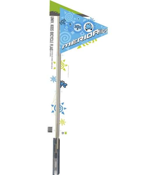 228602101101 MERIDA KIDS BIKE FLAG Standard