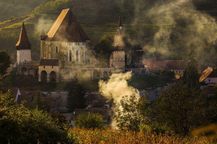 Biserica fortificata de la Biertan by sveduneacdorinlucian on 500px