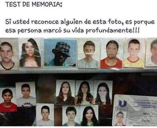 #Humor #Sevilla Si reconoces a alguien en la foto es porque ha marcado tu vida