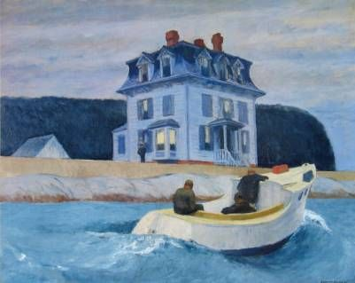 Bootleggers - Edward Hopper