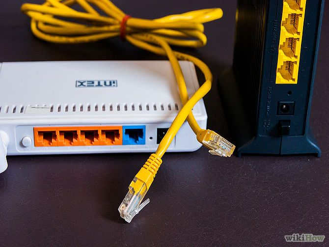 Set Up a Wireless Router