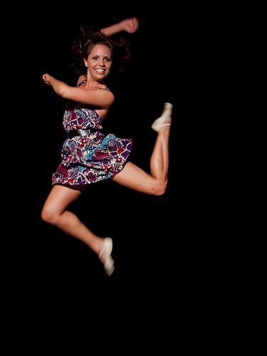 Elissa, Washington DC #USA  Object: Ballet Shoes 22/07/10 - 25/07/10