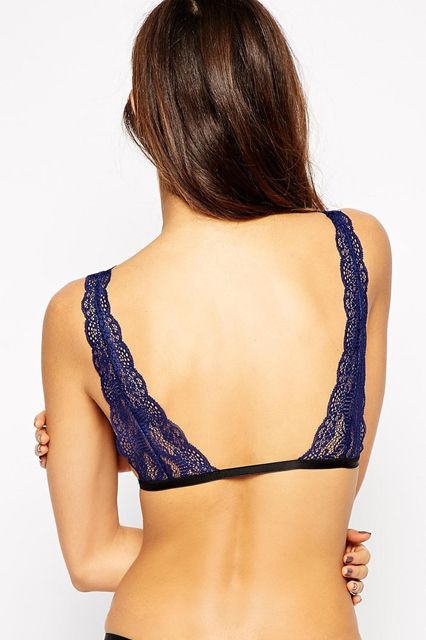 how to wear a backless shirt without a bra