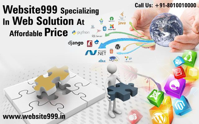 #Website999 is one of the premier service providers for #Website_Designing, India, that provides excellent #web solutions and services in the field of Website Designing, #Domai_Registration, #SEO, #SMO, #Online_Marketing, #Web_Application Development and more @ https://tr.im/KK9Rd