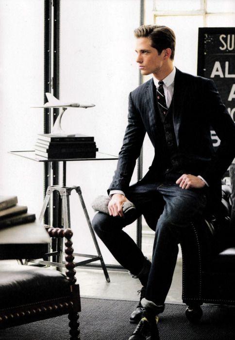 gentlemenbelike: styleclassandmore: http://www.styleclassandmore.tumblr.com http://gentlemenbelike.tumblr.com