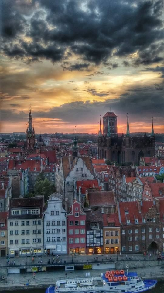 Poland Travel Inspiration - Gdansk, Poland Copyright: Robert Zmijewski