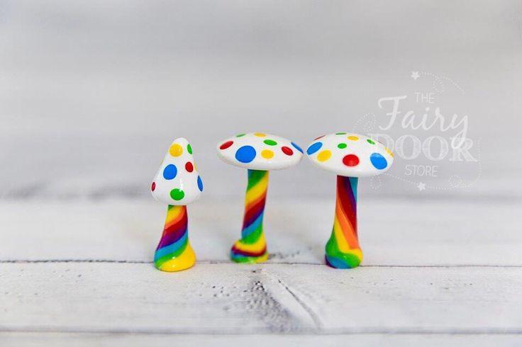 Rainbow Mushys