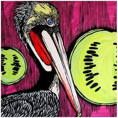 Pelican & Paddy Melons