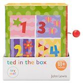 John Lewis Teddy Jack In The Box at John Lewis