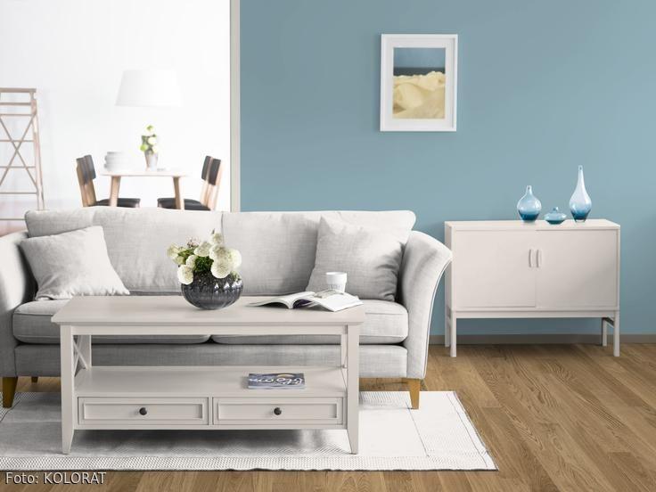 Die besten 25+ Hellblaues zimmer Ideen auf Pinterest Hellblaue - wohnzimmer weis blau