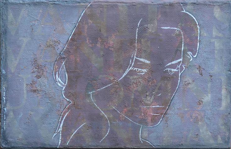 100x60cm door Casper Faassen - Te huur/te koop via Abrahamart.com  #art #painting #kunst #kunstuitleen #CasperFaassen #abrahamart #bramreijnders #Eindhoven