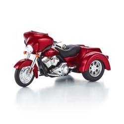 2013 Harley #15 - 2011 Street Glide Trike Hallmark Ornament   The Ornament Shop