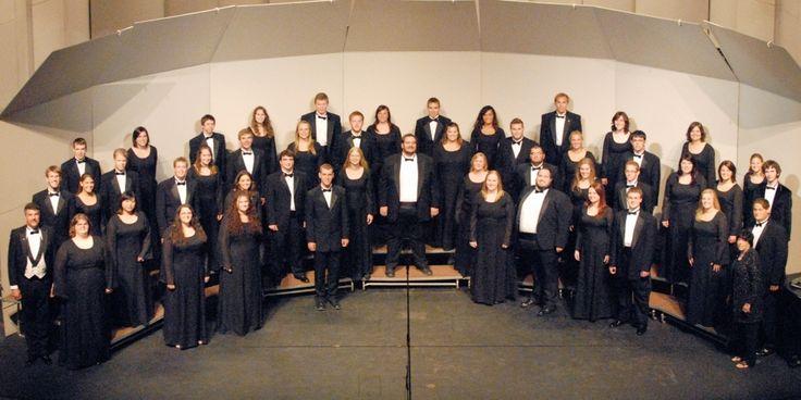 Smoky Hill Chorale of FHSU -- Hays, KS