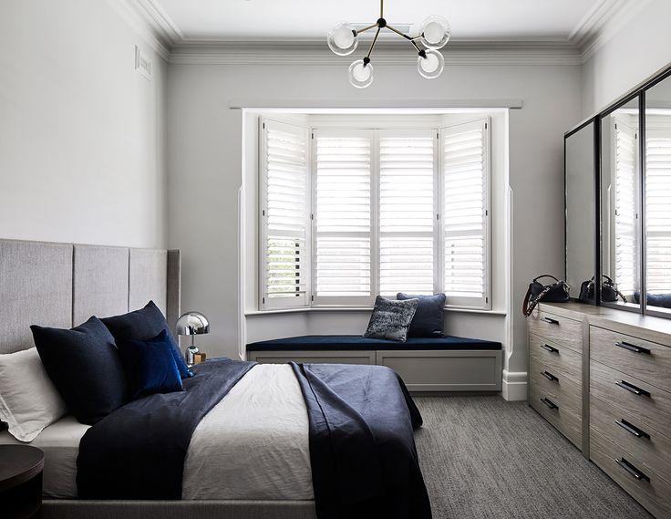 89mm Elliptical Blade Plantation Shutters                                                                          |                                                                          Window Furnishing: Shutters                                                                          |                                                                          Room: Bedroom