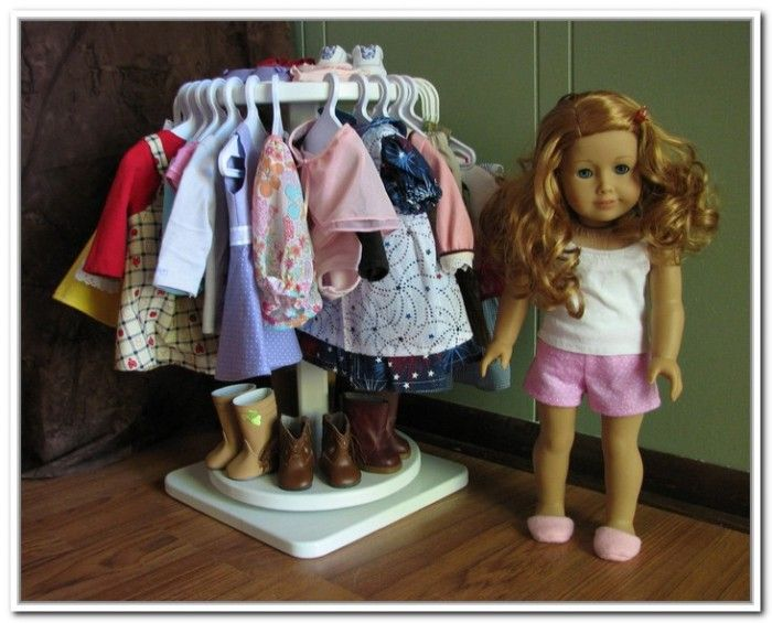 American Doll Clothes Storage Best Ideas Hash