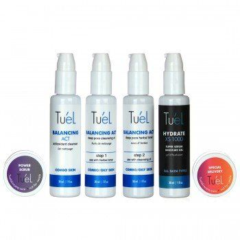 Tuel COMBO SKIN travel Skin Care pack 6 pc Set * Read more  at the image link.