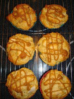 Pinteressaie!: 7 recettes de pommes en une semaine! Apple caramel muffin