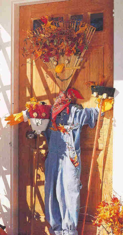 1000 Images About Scarecrow On Pinterest Primitive
