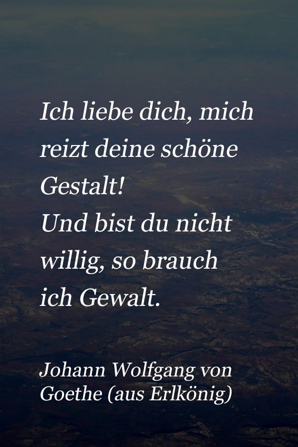 Beruhmtes Zitat Von Johann Wolfgang Von Goethe Aus Dem Ebenso