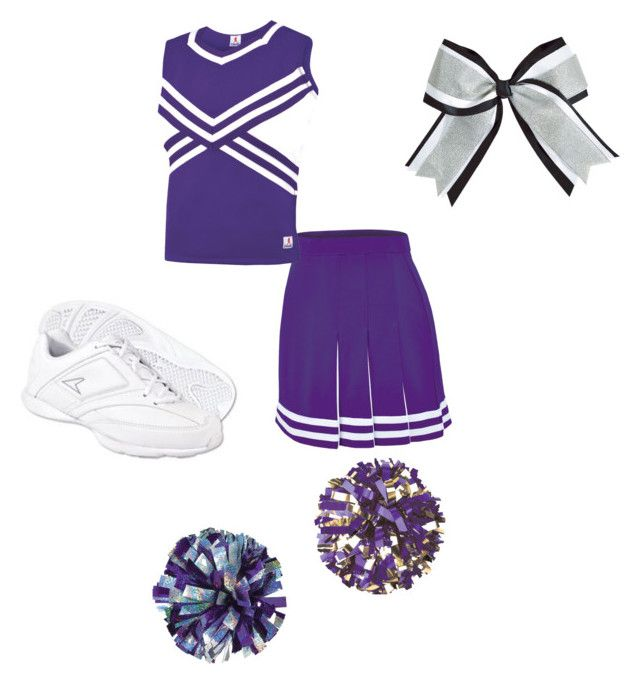 """Cheerleading"" by midnight-lynx on Polyvore featuring Chassè"