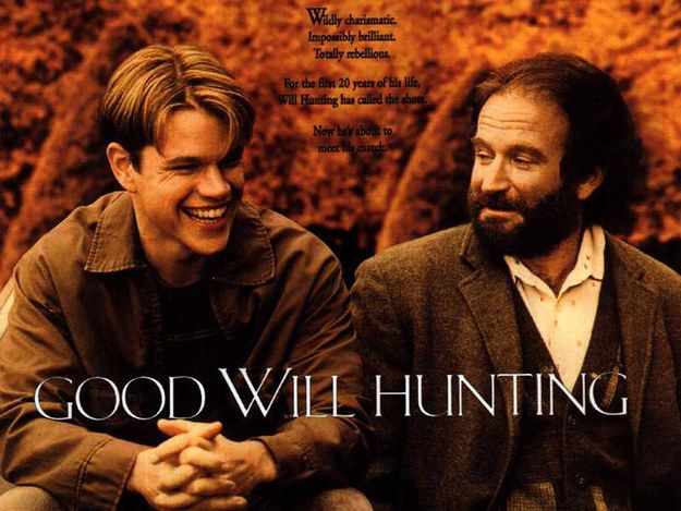 Good Will Hunting — known for its Boston setting, a lot actually filmed in Toronto. | 17 Of Your Favorite American Movies That Were Actually Made In Canada