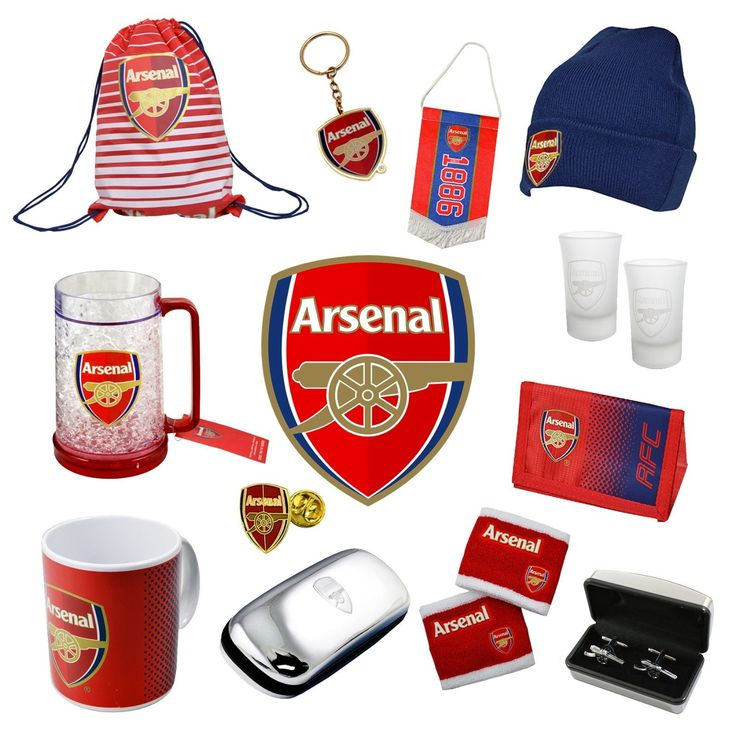 Arsenal - #official football club merchandise #(gift, #xmas, birthday),  View more on the LINK: 	http://www.zeppy.io/product/gb/2/311733658113/
