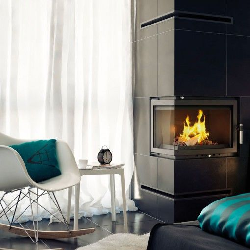 Kratki Maja - Wood Burning Fireplace Insert