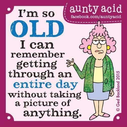Aunty acid slots