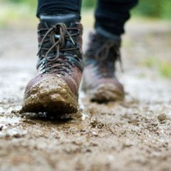 """HowStuffWorks """"5 Tips for Taking Care of Your Feet on a Backpacking Trip"""""""