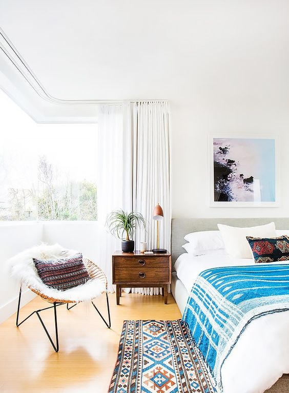 How to Design an Airy Bedroom — Hurd & Honey
