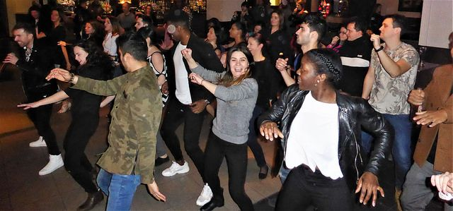 WOW. What A Great Night! A Huge Thank You to everyone who came on down including DSantos Dance UK for their fabulous performance led by the A...MA....ZING Richard Voogt.