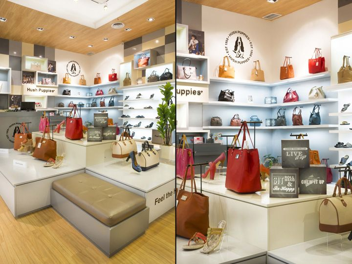 Hush Puppies store by ACRD Jakarta 09