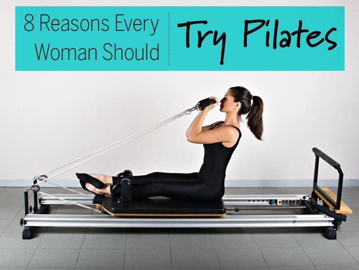 Research on the benefits of Pilates would suggest you switch camps and try it. Check out the uniquely awesome power of Pilates.
