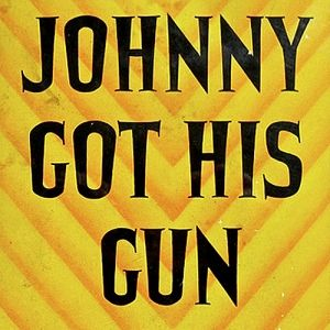 a review of johnny got his gun a novel by dalton trumbo Johnny got his gun, by dalton trumbo, is a powerful novel the bantam paperback includes a fascinating introduction by trumbo, written in 1959 with a 1970 addendum the intro notes that the novel itself was written in 1938 and published just after the start of world war ii.